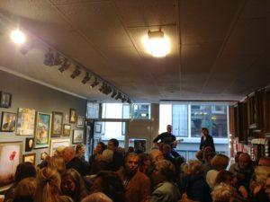 opening galerie schippers